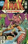 Arak/Son of Thunder # comic book complete sets Arak/Son of Thunder # comic books