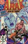 Arak/Son of Thunder #21 comic books for sale