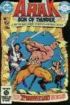 Arak/Son of Thunder #24 comic books for sale
