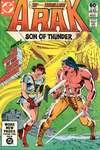 Arak/Son of Thunder #3 comic books for sale