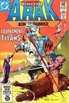 Arak/Son of Thunder #5 comic books for sale