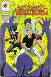 Archer & Armstrong #22 comic books for sale