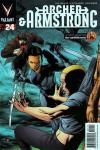 Archer & Armstrong #24 comic books for sale