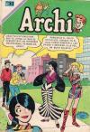 Archi comic books