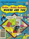 Archie: Archie Andrews Where are You Comics Digest Magazine #11 Comic Books - Covers, Scans, Photos  in Archie: Archie Andrews Where are You Comics Digest Magazine Comic Books - Covers, Scans, Gallery