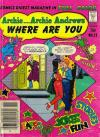 Archie: Archie Andrews Where are You Comics Digest Magazine #12 Comic Books - Covers, Scans, Photos  in Archie: Archie Andrews Where are You Comics Digest Magazine Comic Books - Covers, Scans, Gallery