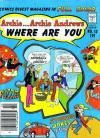 Archie: Archie Andrews Where are You Comics Digest Magazine #13 Comic Books - Covers, Scans, Photos  in Archie: Archie Andrews Where are You Comics Digest Magazine Comic Books - Covers, Scans, Gallery