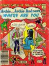Archie: Archie Andrews Where are You Comics Digest Magazine #2 Comic Books - Covers, Scans, Photos  in Archie: Archie Andrews Where are You Comics Digest Magazine Comic Books - Covers, Scans, Gallery