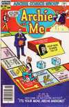 Archie and Me #136 comic books for sale