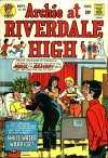 Archie at Riverdale High #10 comic books for sale