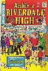 Archie at Riverdale High #19 comic books for sale