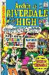 Archie at Riverdale High #29 comic books for sale