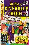 Archie at Riverdale High #36 comic books for sale