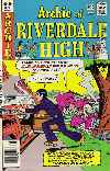 Archie at Riverdale High #39 comic books for sale