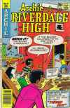 Archie at Riverdale High #47 comic books for sale