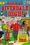 Archie at Riverdale High #6 comic books for sale