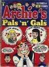 Archie's Pals 'N' Gals comic books