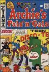 Archie's Pals 'N' Gals #49 comic books for sale