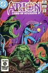 Arion: Lord of Atlantis #11 comic books for sale