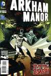 Arkham Manor #2 comic books for sale