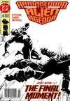 Armageddon: Alien Agenda #4 comic books for sale