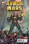 Armor Wars #4 comic books for sale