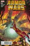 Armor Wars #5 comic books for sale