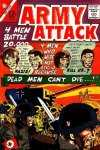 Army Attack #39 comic books for sale