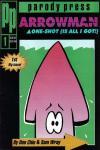 Arrowman comic books