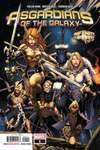 Asgardians of the Galaxy comic books