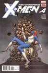 Astonishing X-Men #4 comic books for sale
