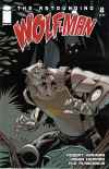 Astounding Wolf-Man #8 comic books for sale