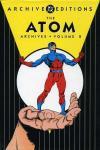 Atom Archives - Hardcover Comic Books. Atom Archives - Hardcover Comics.