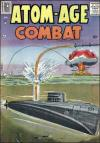 Atom-Age Combat comic books