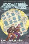 Atomic Robo and the Ring of Fire comic books