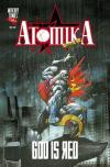 Atomika: God is Red #11 comic books for sale