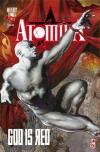 Atomika: God is Red #9 comic books for sale