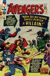 Avengers #15 Comic Books - Covers, Scans, Photos  in Avengers Comic Books - Covers, Scans, Gallery