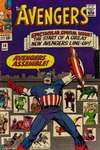Avengers #16 Comic Books - Covers, Scans, Photos  in Avengers Comic Books - Covers, Scans, Gallery