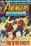 Avengers #206 comic books for sale