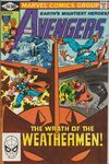 Avengers #210 comic books for sale