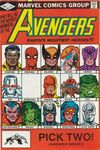 Avengers #221 comic books for sale