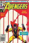 Avengers #224 comic books for sale