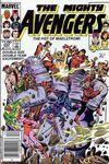 Avengers #250 comic books for sale