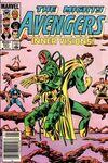 Avengers #251 comic books for sale