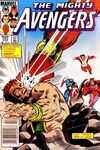 Avengers #252 comic books for sale