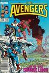Avengers #256 comic books for sale