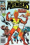 Avengers #258 comic books for sale