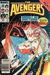 Avengers #260 comic books for sale