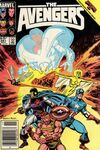 Avengers #261 comic books for sale